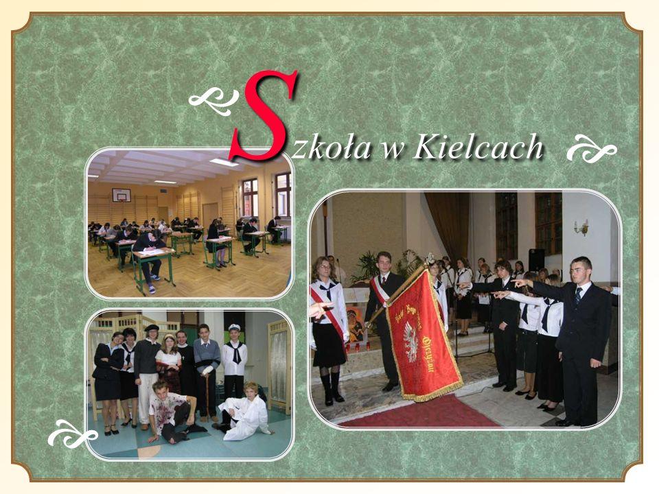 S koła w Kielcach S z koła w Kielcach