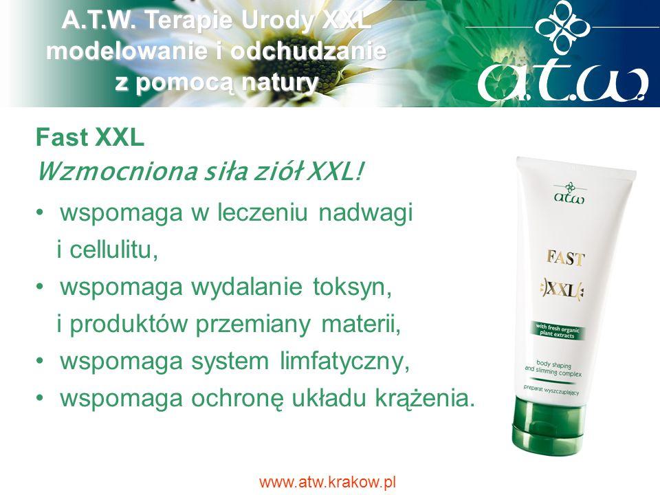 Fast XXL Wzmocniona siła ziół XXL! wspomaga w leczeniu nadwagi i cellulitu, wspomaga wydalanie toksyn, i produktów przemiany materii, wspomaga system