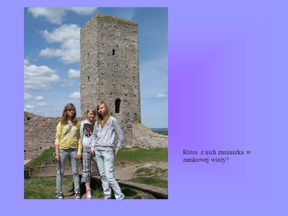 Która z nich zamieszka w zamkowej wieży?