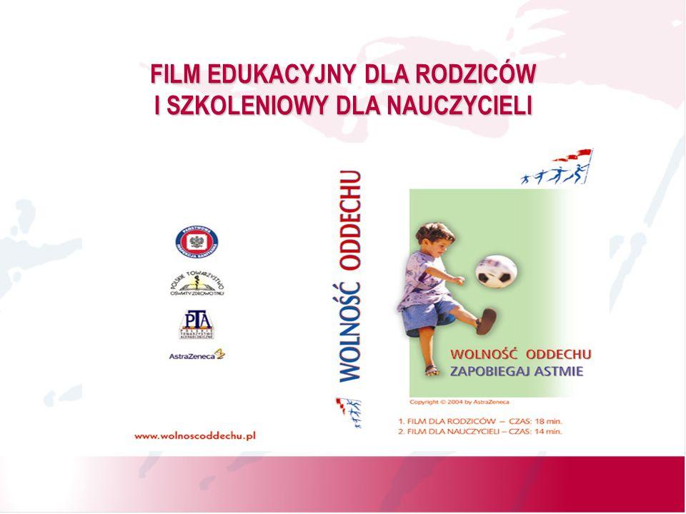 FILM EDUKACYJNY DLA RODZICÓW I SZKOLENIOWY DLA NAUCZYCIELI