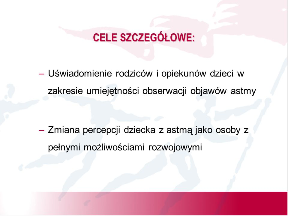 METODYKA REALIZACJI PROGRAMU cd.15.