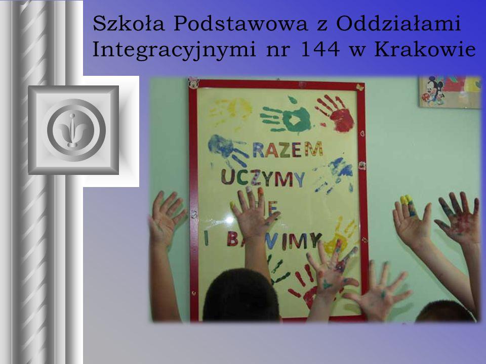 Szkoła Podstawowa z Oddziałami Integracyjnymi nr 144 w Krakowie