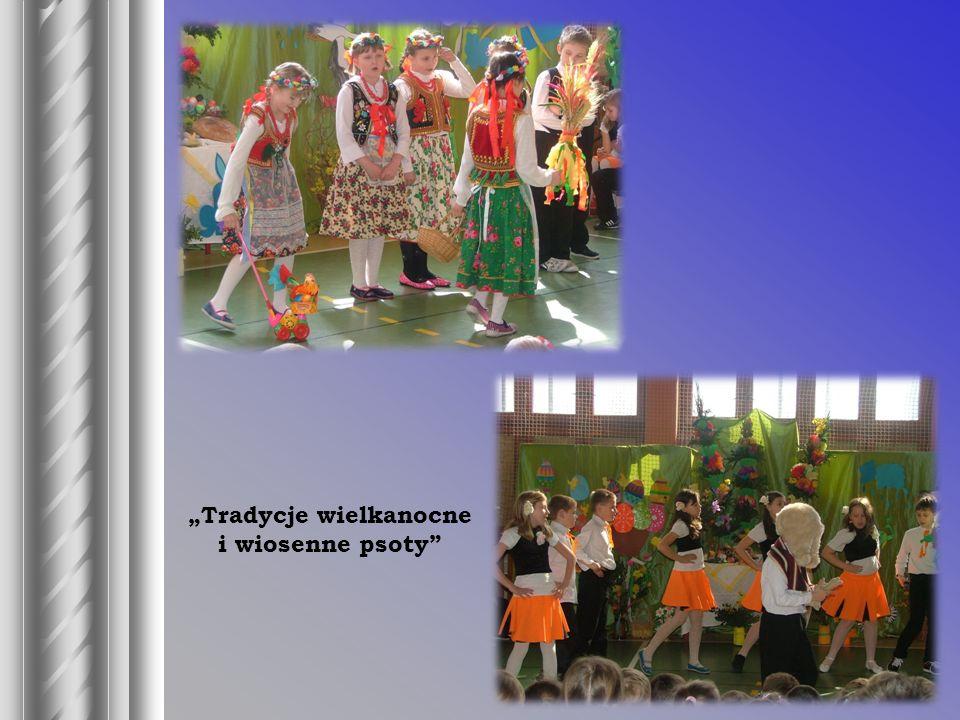 Tradycje wielkanocne i wiosenne psoty