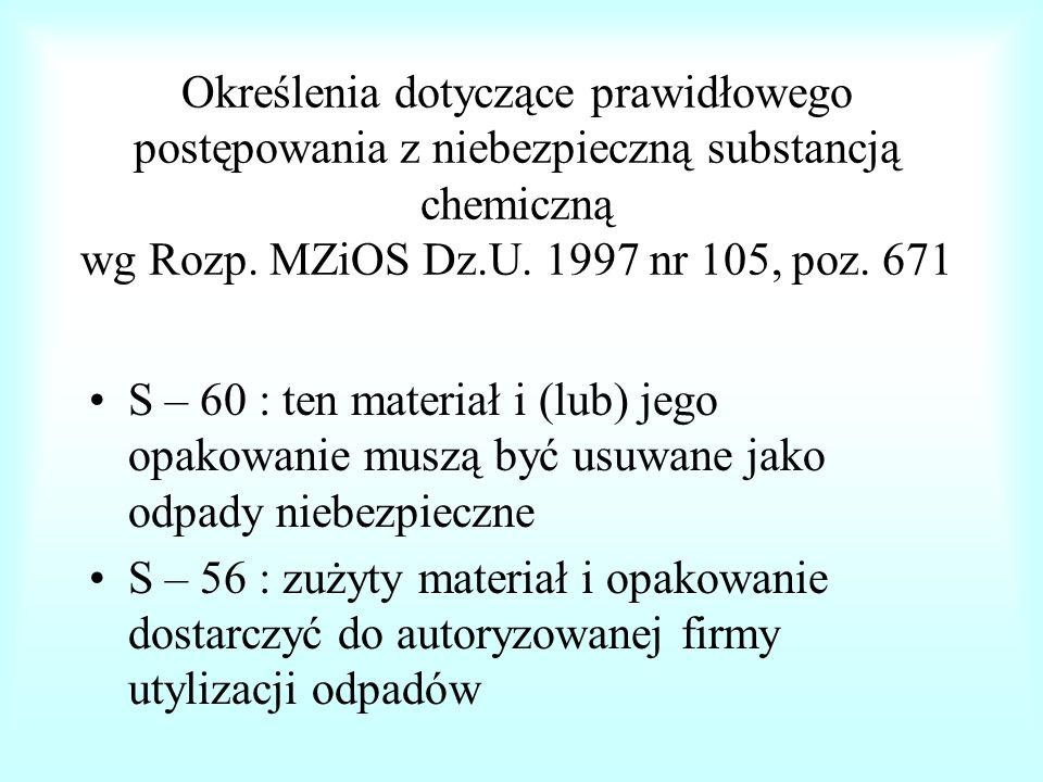 Poliwęglan –wycofany w 2003 r 8 PC 8