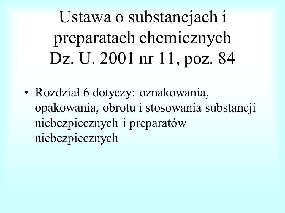 S – 49 : przechowywać tylko w oryginalnym opakowaniu S – 29 : nie wylewać do kanalizacji S – 59 : zastosować się do informacji wytwórcy o możliwości o