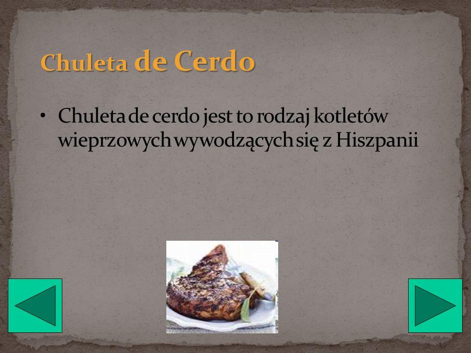 Gazpacho wywodzi się z Andaluzji.Jest to zupa z warzywami z przewagą pomidorów.