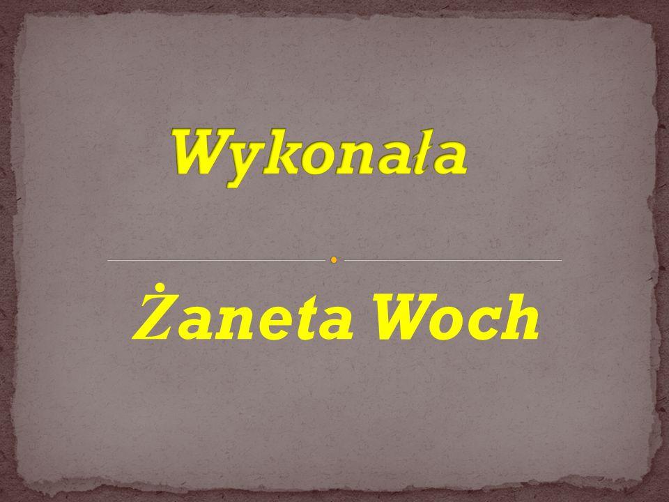 Żaneta Woch