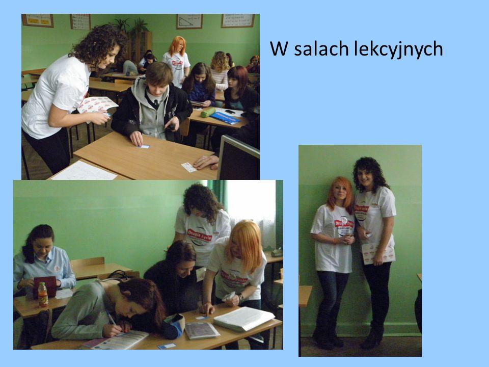W salach lekcyjnych