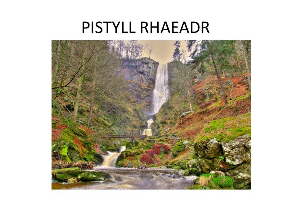 PISTYLL RHAEADR