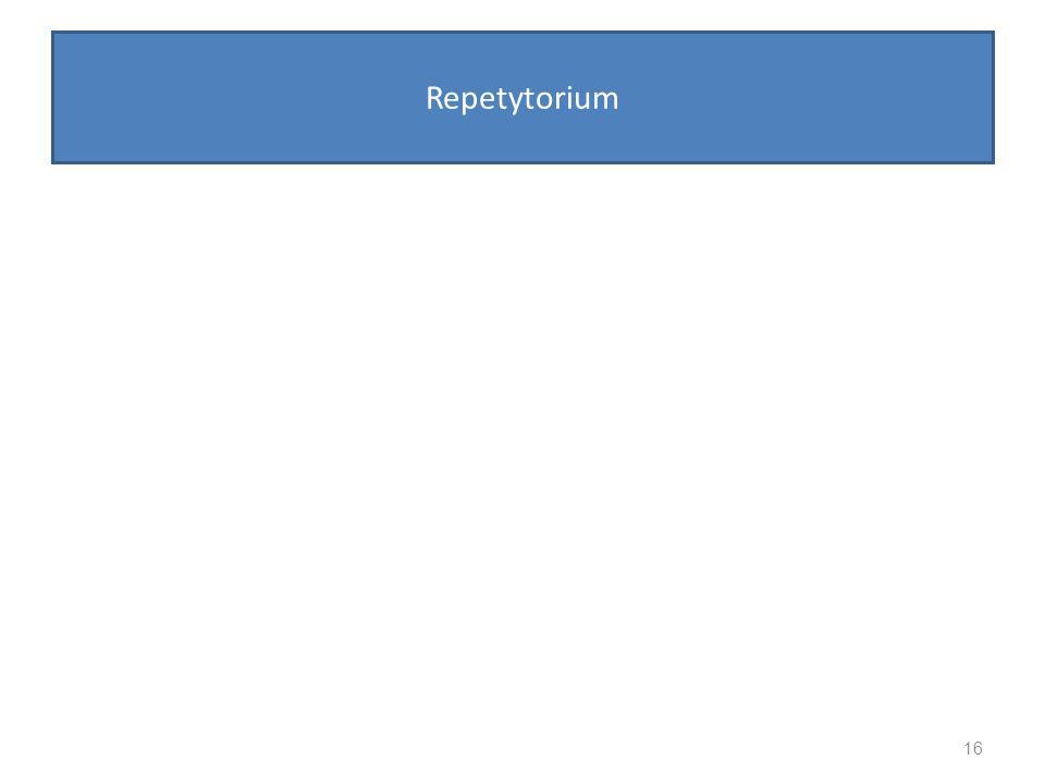 Repetytorium 16