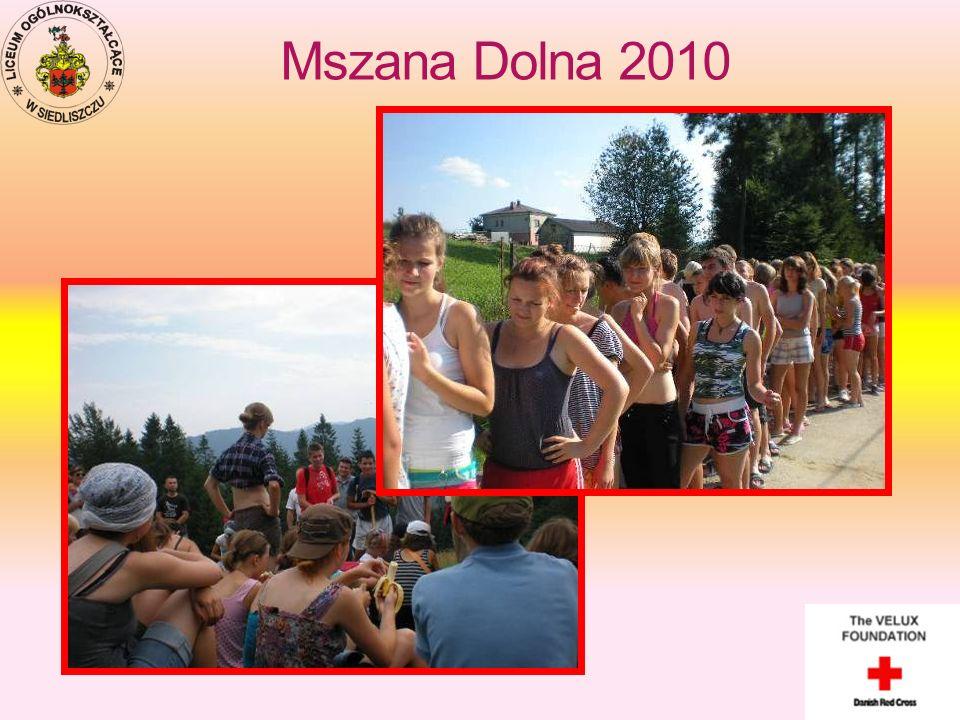 Mszana Dolna 2010
