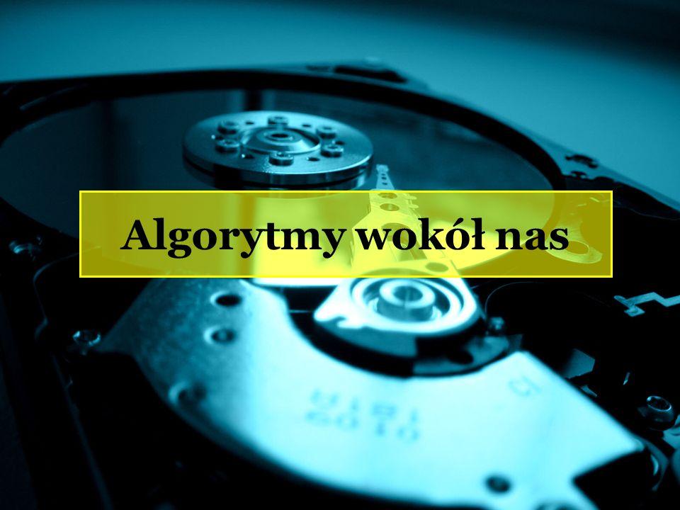 Czym jest algorytm.