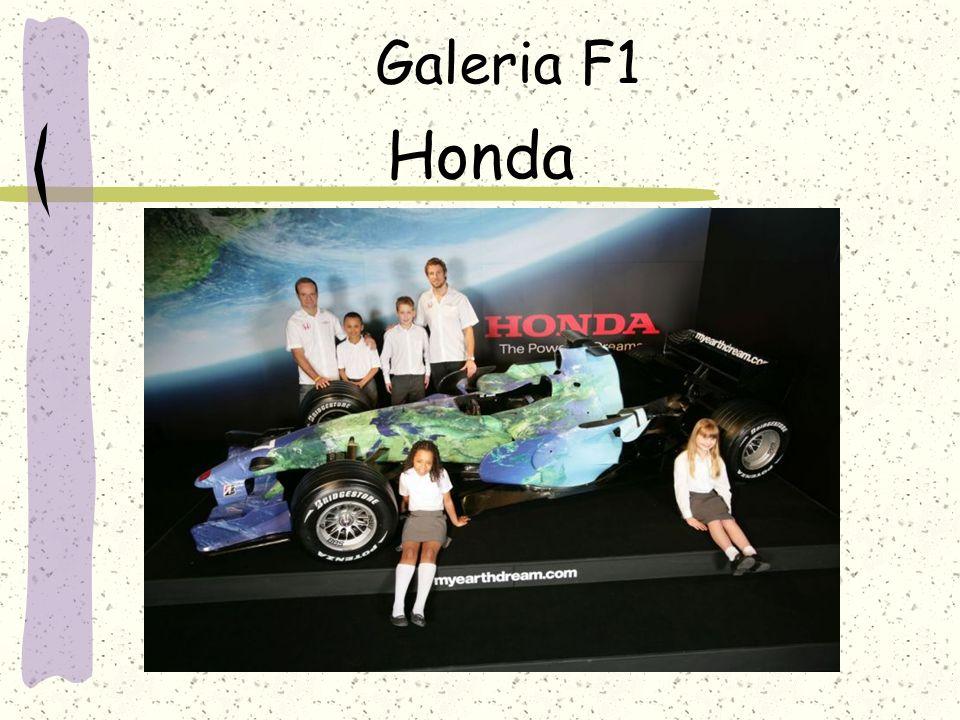 Galeria F1 Honda
