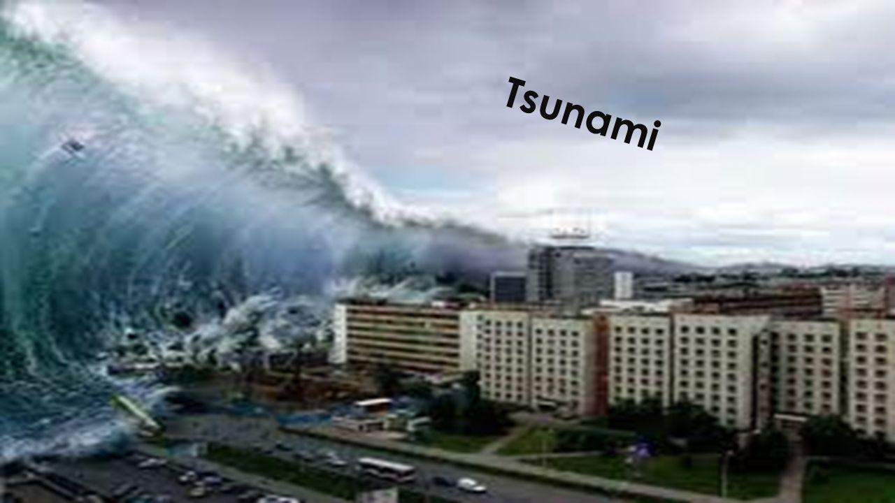 Tsunami: (jap.tsunami ?, pol.