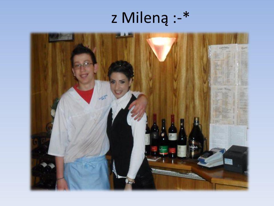 z Mileną :-*