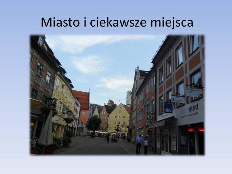 Miasto i ciekawsze miejsca