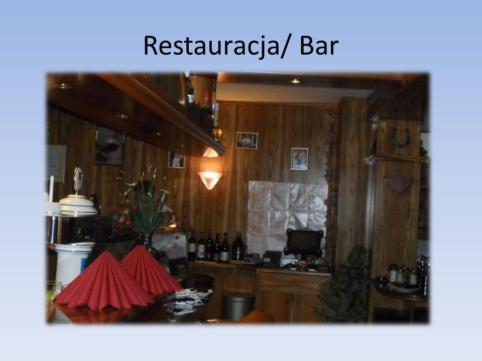 Restauracja/ Bar