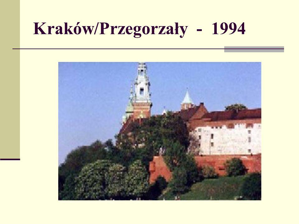 Kraków/Przegorzały - 1994