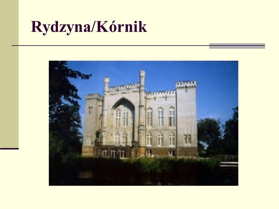 Rydzyna/Kórnik