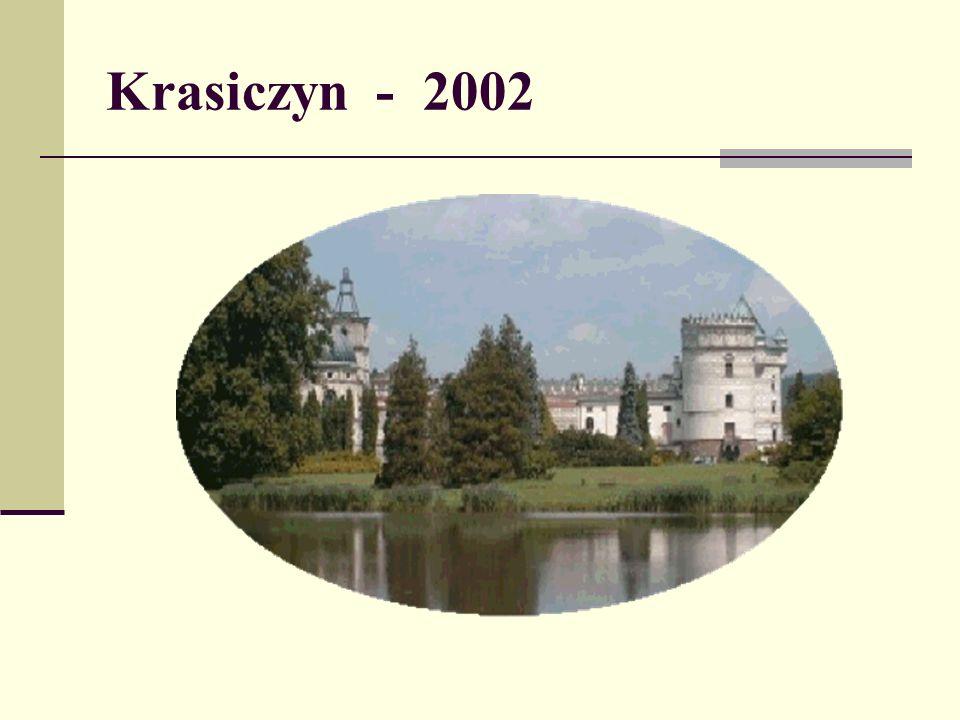 Krasiczyn - 2002