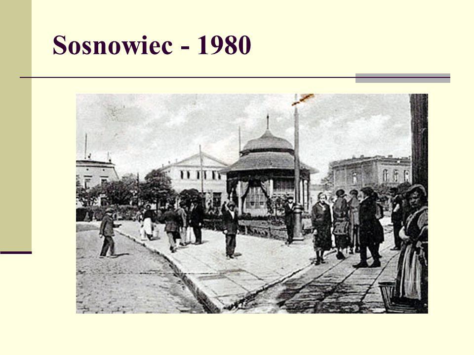 Sosnowiec - 1980