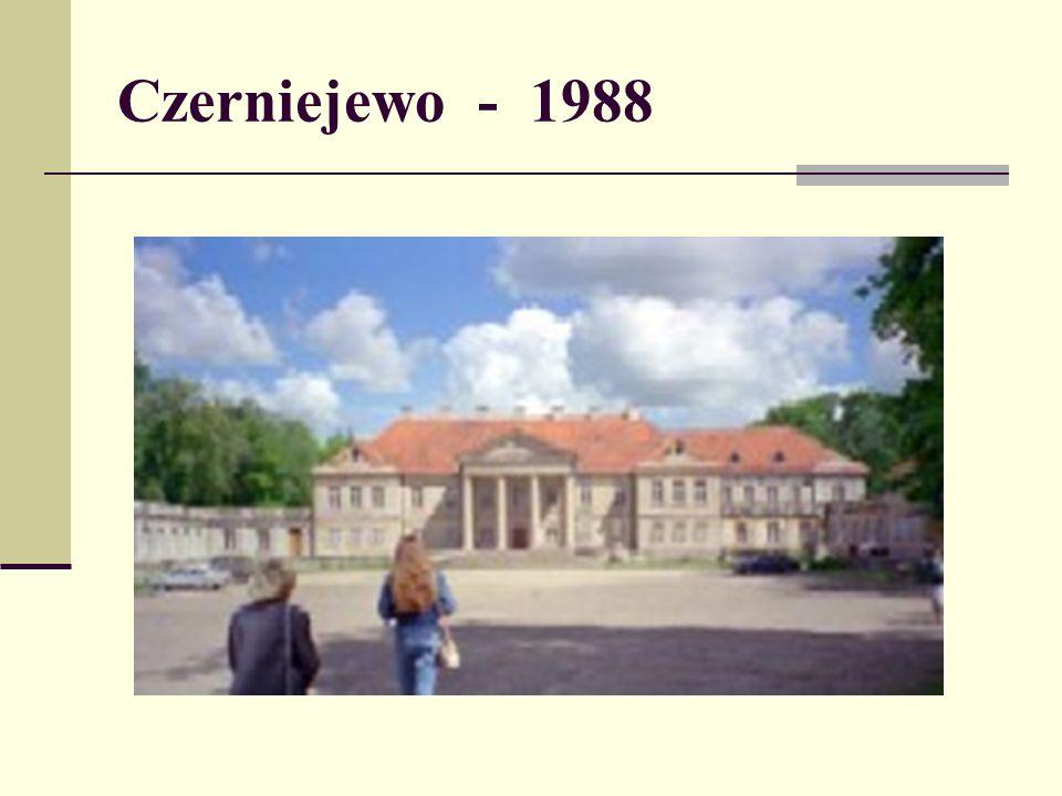Czerniejewo - 1988