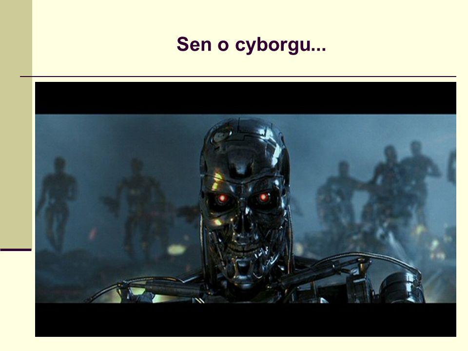 sztuczna inteligencja? Sen o cyborgu...