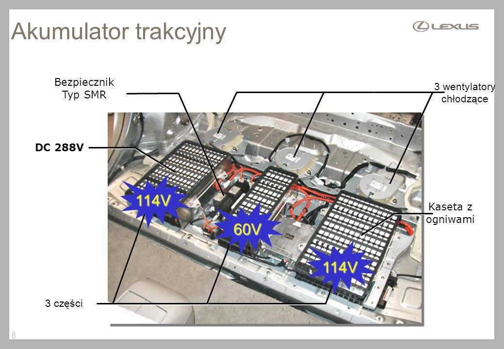 5 Chwilowe zużycie paliwa Temp. zewnętrzna Zmiana ekranu na zużycie paliwa : Odzyskiwanie : Naped elektryczny : Napęd silnik spalinowy : nieaktywne Mo