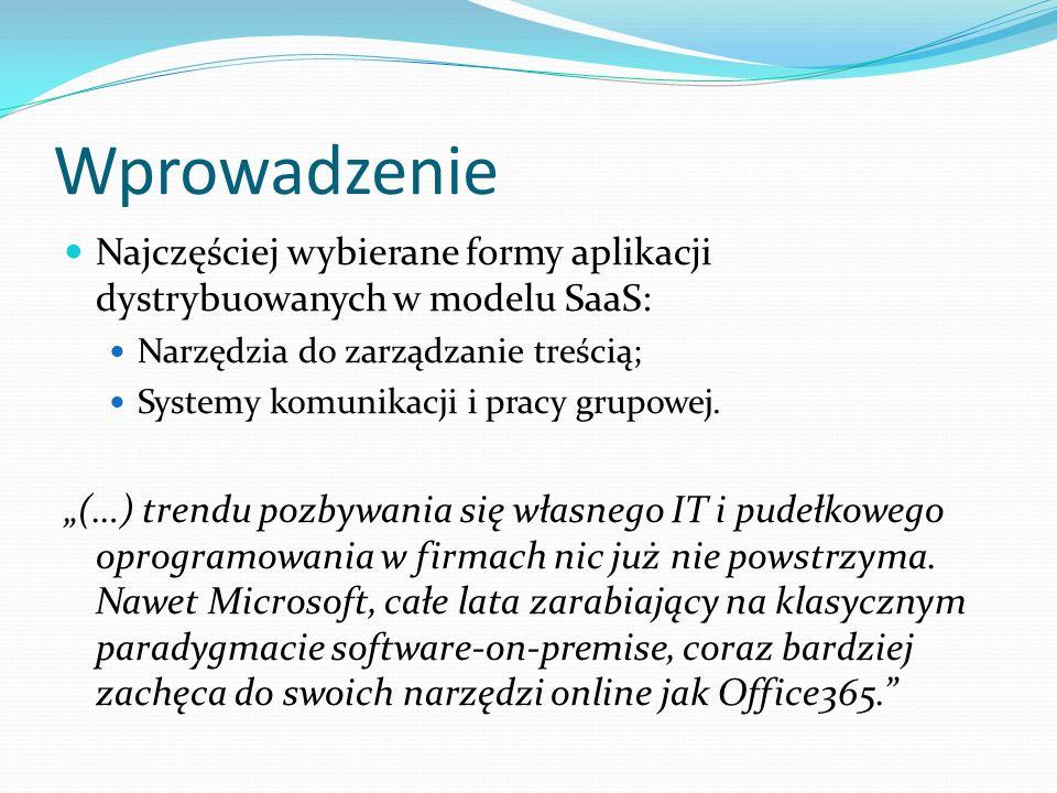 FluiUi Bogata aplikacja internetowa (RIA) Interfejs zbudowany z wykorzystaniem GWT i biblioteki SmartGWT Dwuwarstwowa architektura Komunikacja z FluiCore i FluiDoc oparta na usługach sieciowych Część serwerowa udostępnia usługi REST