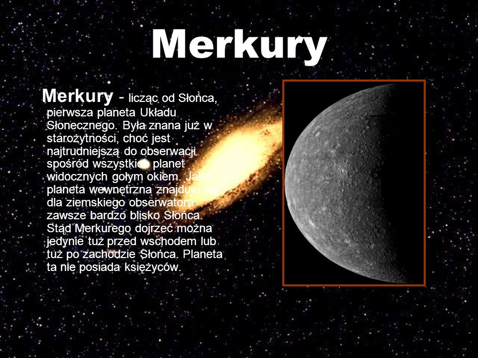 Wenus Wenus - druga planeta Układu Słonecznego, nazywana także: Hesperos, Jutrzenka, Gwiazda Poranna, Gwiazda Wieczorna.