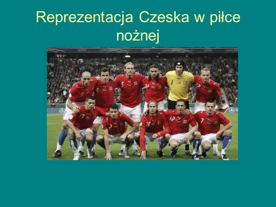 Reprezentacja Czeska w piłce nożnej