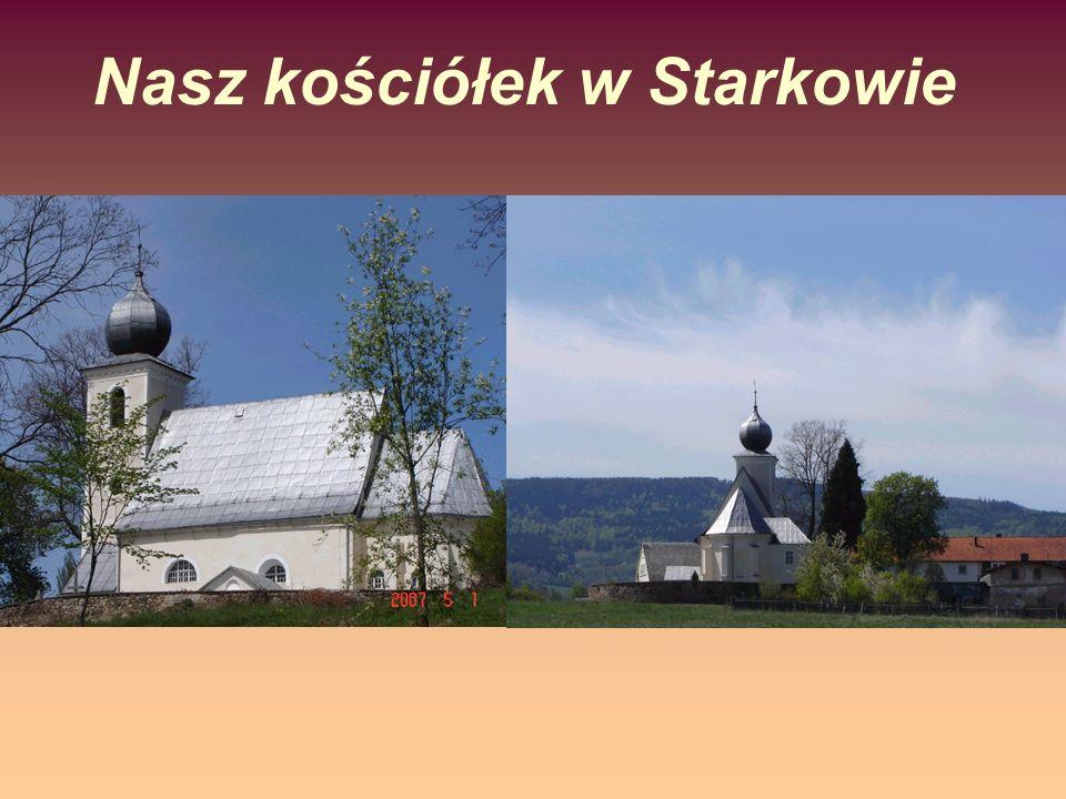 Nasz kościółek w Starkowie