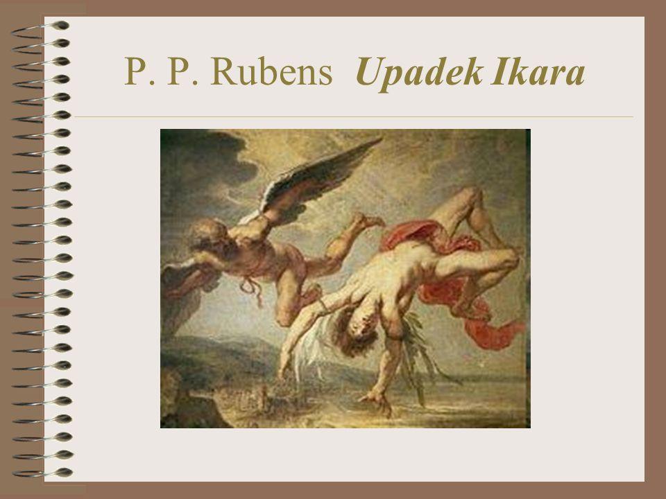 P. P. Rubens Upadek Ikara