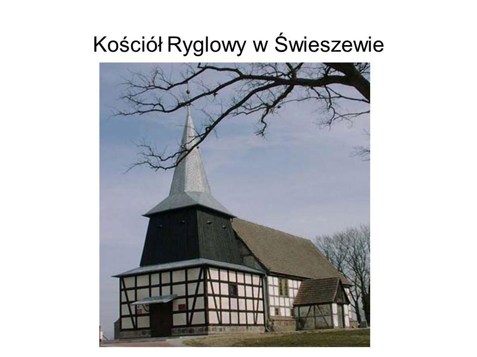 Kościół Ryglowy w Świeszewie