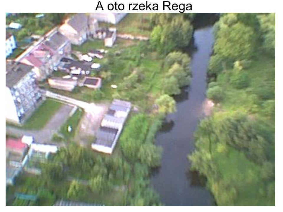 A oto rzeka Rega