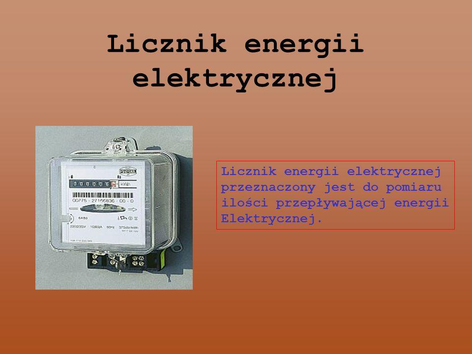 Amperomierz Amperomierz to przyrząd pomiarowy służący do pomiaru natężenia prądu elektrycznego.