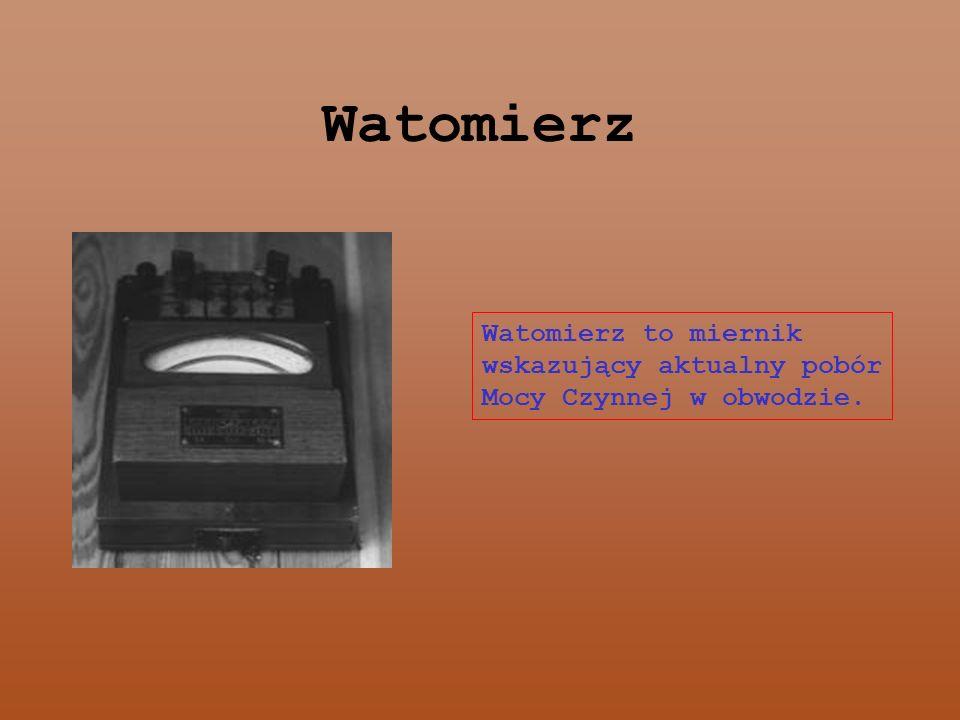 Licznik energii elektrycznej przeznaczony jest do pomiaru ilości przepływającej energii Elektrycznej.