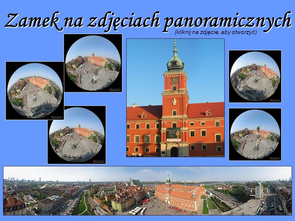 Zamek na zdjęciach panoramicznych (kliknij na zdjęcie, aby otworzyć)