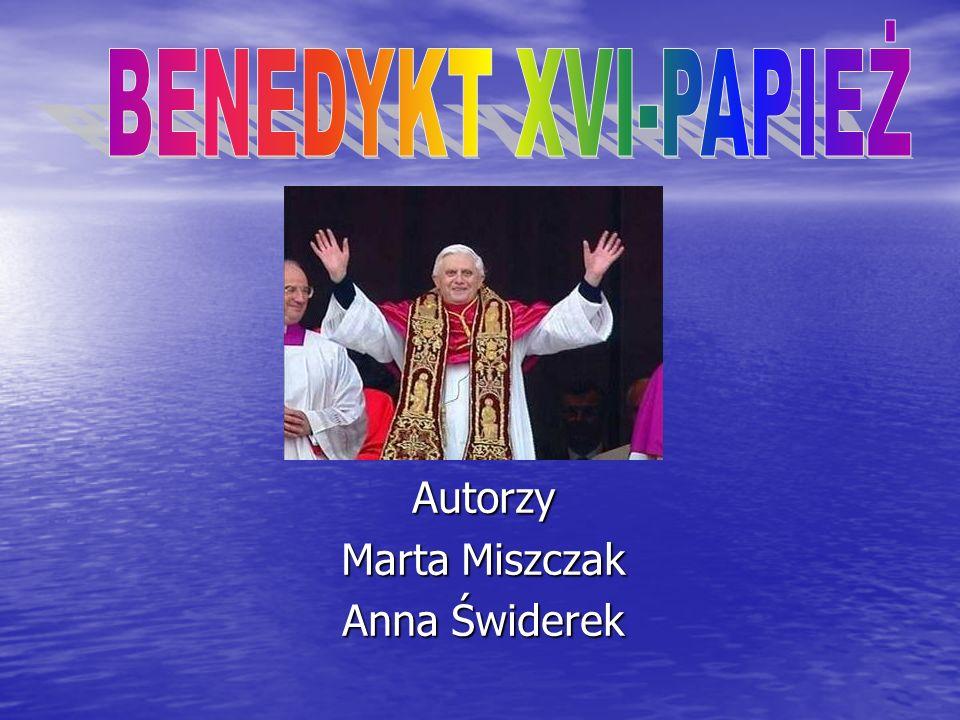 Autorzy Marta Miszczak Anna Świderek