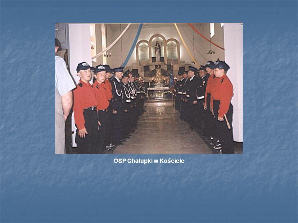 OSP Chałupki w Kościele