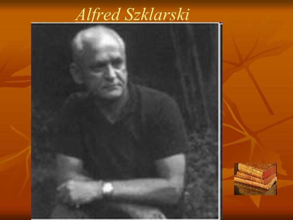 Alfred Szklarski (ur.21 stycznia 1912 w Chicago, zm.