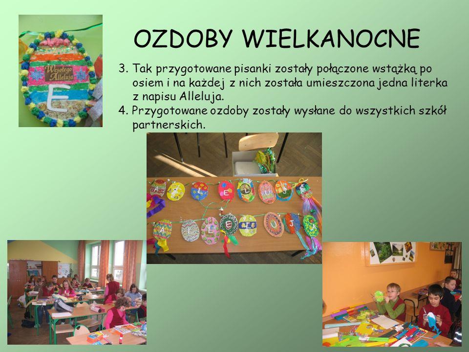 OZDOBY WIELKANOCNE 3.