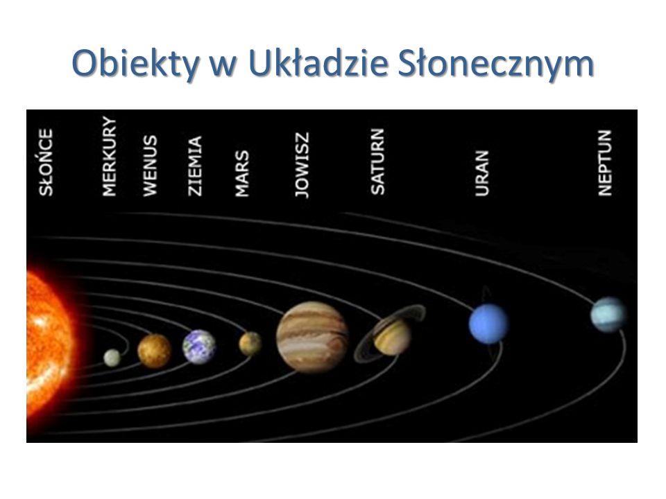 METEOROIDY, METEORY I METEORYTY Meteoroidy należą do najmniejszych obiektów w Układzie Słonecznym a są nimi małe planetoidy lub stara komety.