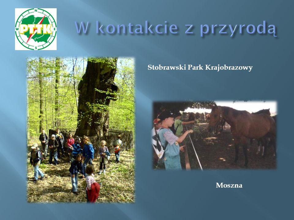 Moszna Stobrawski Park Krajobrazowy