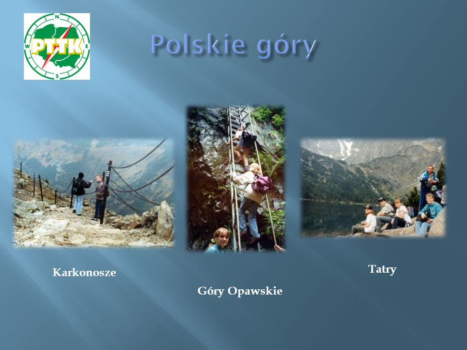 Karkonosze Tatry Góry Opawskie