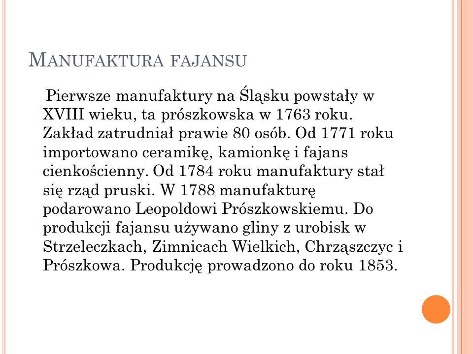 C IEKAWOSTKA W dniu 29 lipca 1921 roku w Prószkowie zanotowano najwyższą temperaturę na dzisiejszych ziemiach polskich. Termometr na wówczas niemiecki