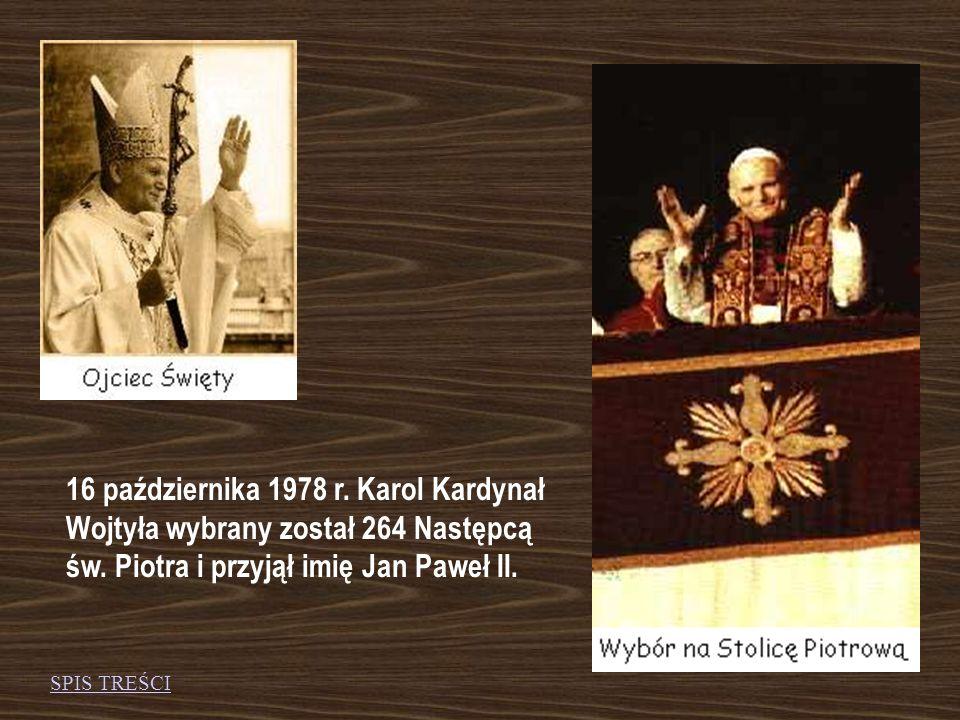 29 maja 1967 r. abp Karol Wojtyła otrzymał wiadomość o powołaniu go przez ojca św. Pawła VI do Św. Kolegium Kardynalskiego. Rozpoczął się dla kardynał