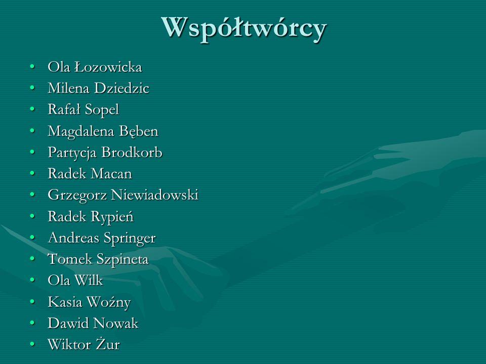 Dziękujemy za uwagę ! Wykonali:Wykonali: Kacper MąkoszKacper Mąkosz Marcin ŚwierczewskiMarcin Świerczewski