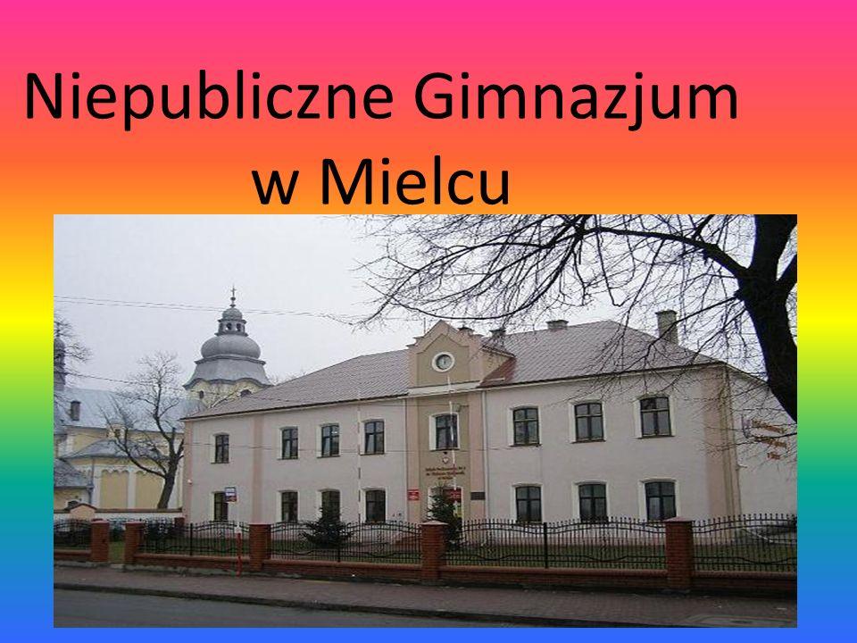 Niepubliczne Gimnazjum w Mielcu