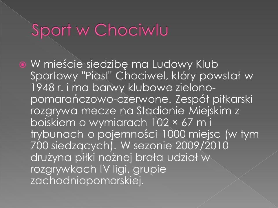 W mieście siedzibę ma Ludowy Klub Sportowy
